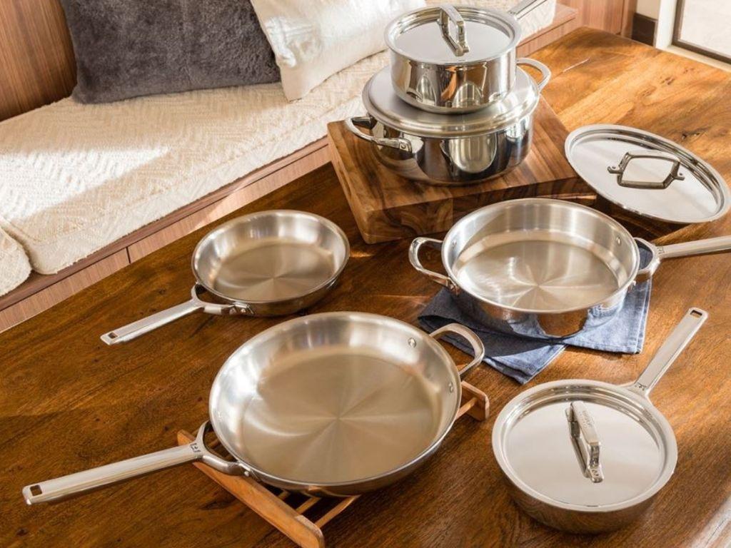 Comment Savoir Si Induction casseroles et poêles à induction : quelques suggestions de