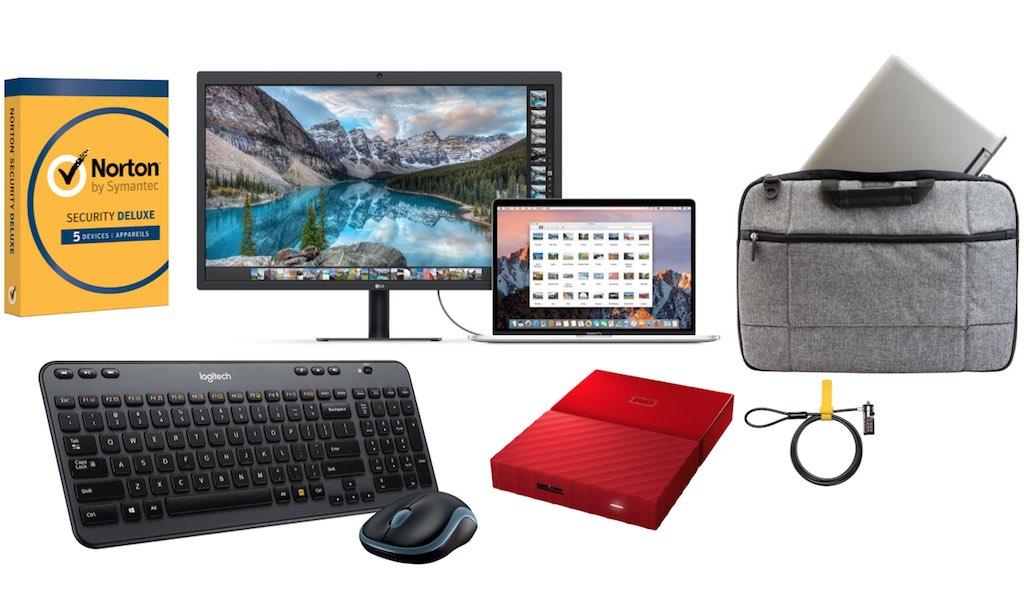 Accessoires pour ordinateur portable