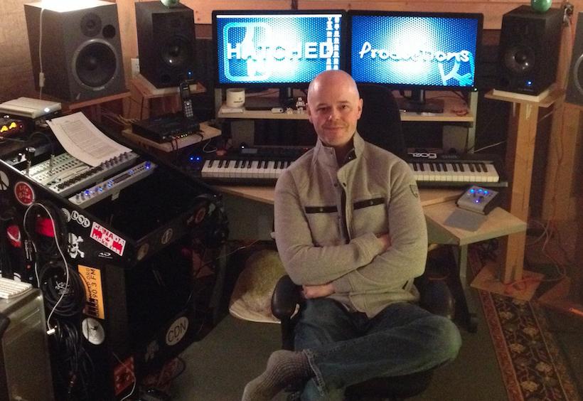 Dave Chick studio