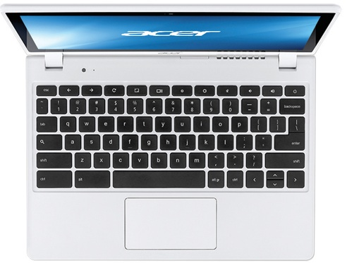 acer chromebook keyboard