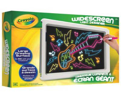 crayola widescreen