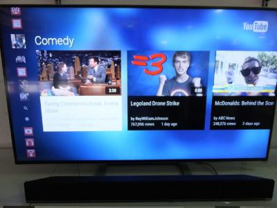vizio smart youtube