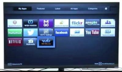 vizio smart platform