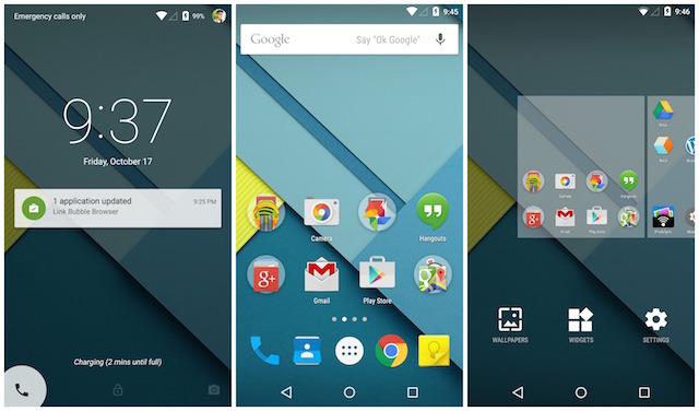 Android-5.0-Lollipop-lockscreen-homescreen.jpg