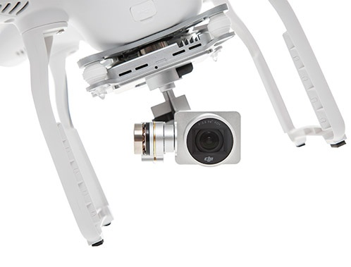 Drone quadricoptère Phantom 3 Professional de DJI.jpg