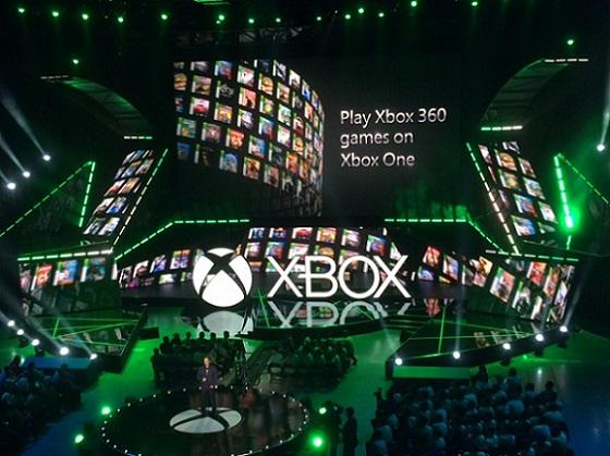 Xbox rétrocompatibilité