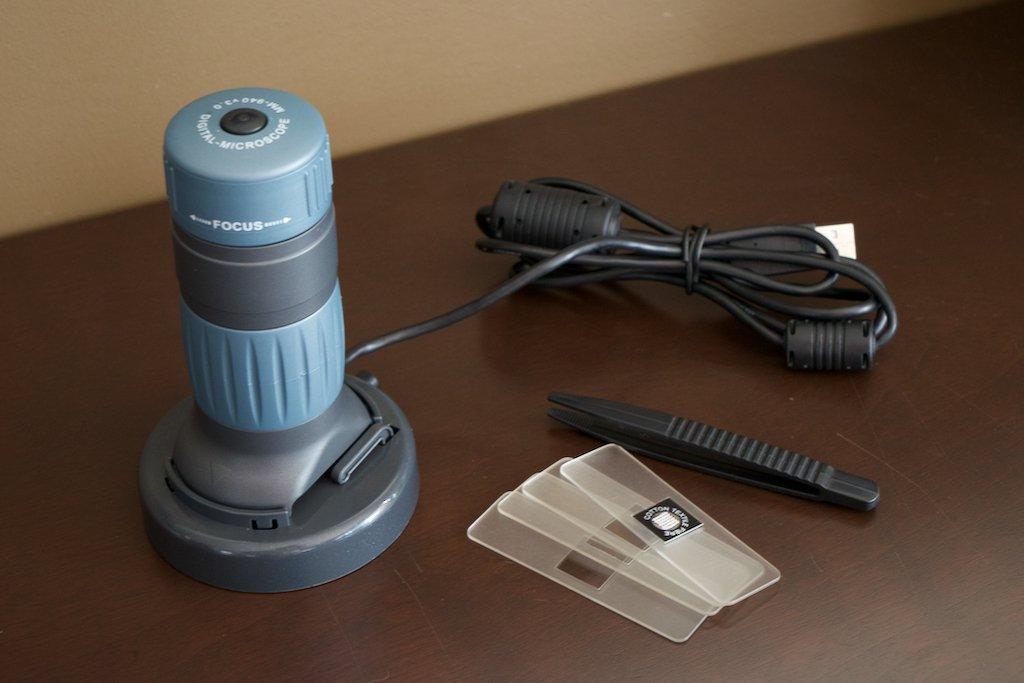 Microscope numérique zPix300
