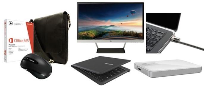 retour l cole des accessoires incontournables pour votre ordinateur portable blogue best buy. Black Bedroom Furniture Sets. Home Design Ideas