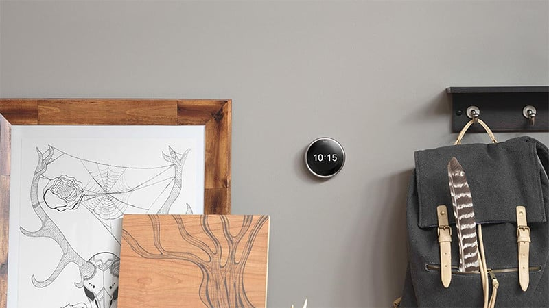 Nest thermostat intelligent