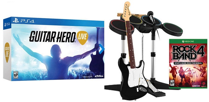Guitar Hero Live  et Rock Band 4.jpg