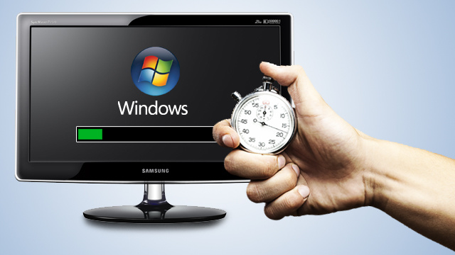 Ordinateur au ralentit avec Windows