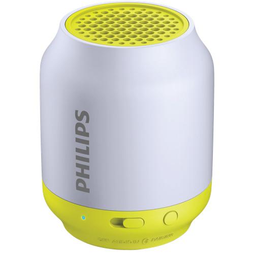 Haut-parleur Bluetooth portatif de Philips.jpg