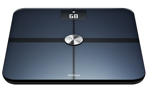 Balance intelligente Wi-Fi et analyseur corporel de Withings.jpg