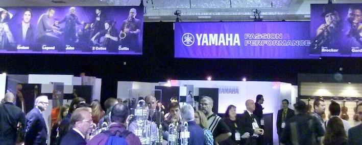 NAMM Yamaha