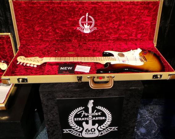 Fender 60e Stratocaster
