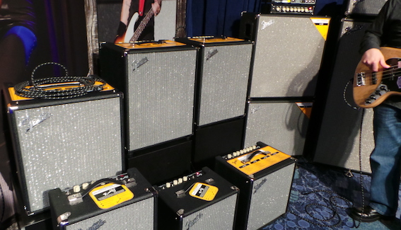 Amplis de Basse Fender Rumble