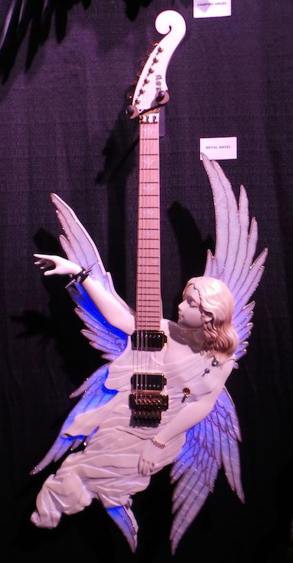 ESP Guitar artworks