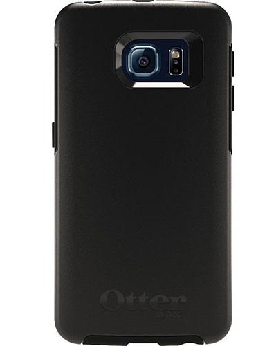 Étui Symmetry d'Otterbox pour Galaxy S6 Edge de - Noir.jpg