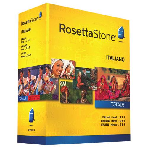Méthode d'italien Rosetta Stone - Niveau 1 à 3 - Bilingue.jpg