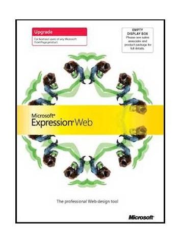 Expression Web de Microsoft - Mise à niveau.jpg