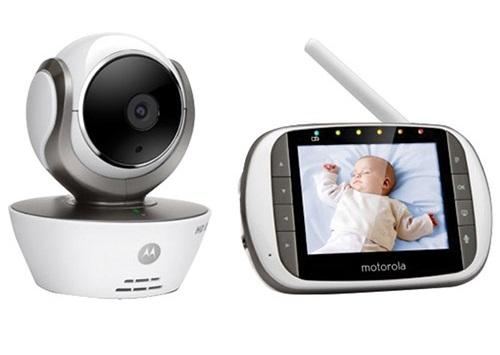 Interphone de surveillance vidéo Wi-Fi de 3,5 po de Motorola.jpg
