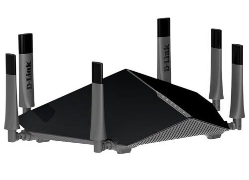 Routeur Wi-Fi tribande Gigabit AC3200 de D-Link (DIR-890L) .jpg
