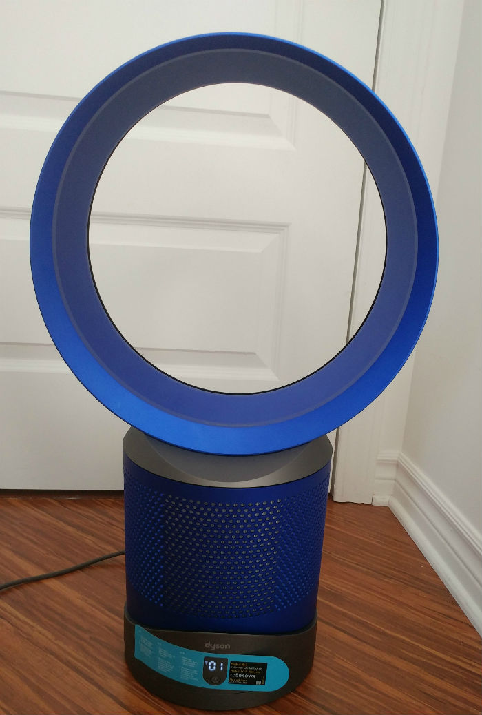 critique du pure cool link de dyson purifier l air et rafraichir la maison en m me temps. Black Bedroom Furniture Sets. Home Design Ideas