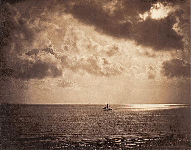 611px-Gustave_Le_Gray_-_Brig_upon_the_Water_-_Google_Art_Project.jpg