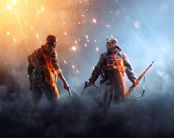 Image: Site officiel Battlefield 1 - Electronic Arts
