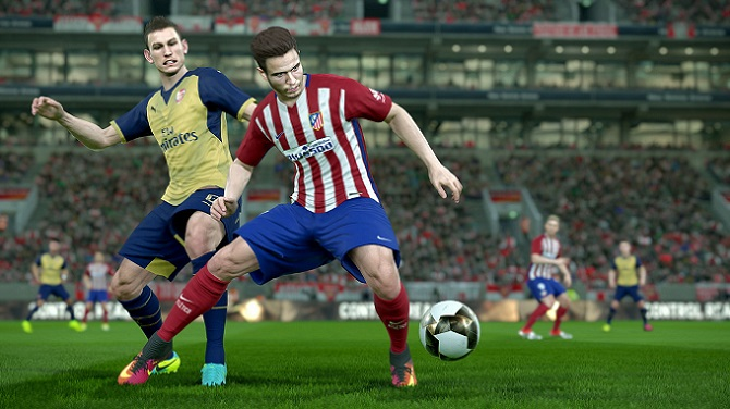 image: Site officiel de Pro Evolution Soccer 2017