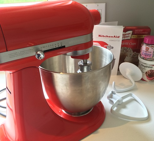 Le batteur sur socle Artisan Mini de KitchenAid