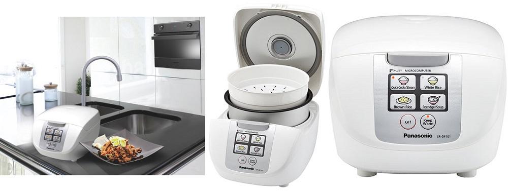 Cuiseur à riz de Panasonic - 5 tasses