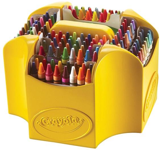 Collection de crayons de cire complète de Crayola