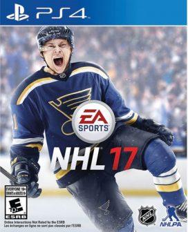 NHL17 pochette