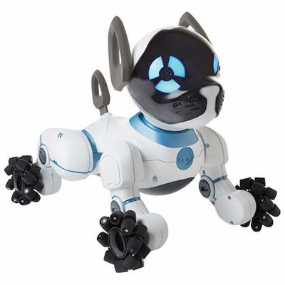 new chip dog robot
