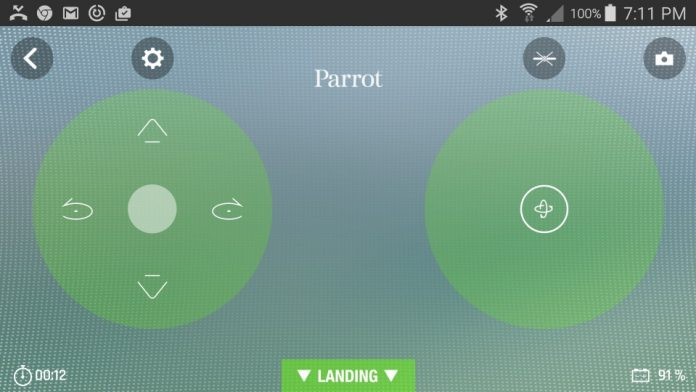 parrot-mambo-app