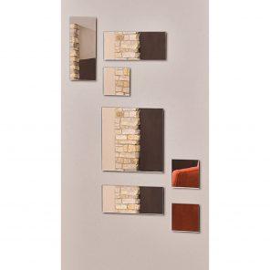 Ensemble de miroirs Mex de Nexxt (FN19623-2INT) - Paquet de 7