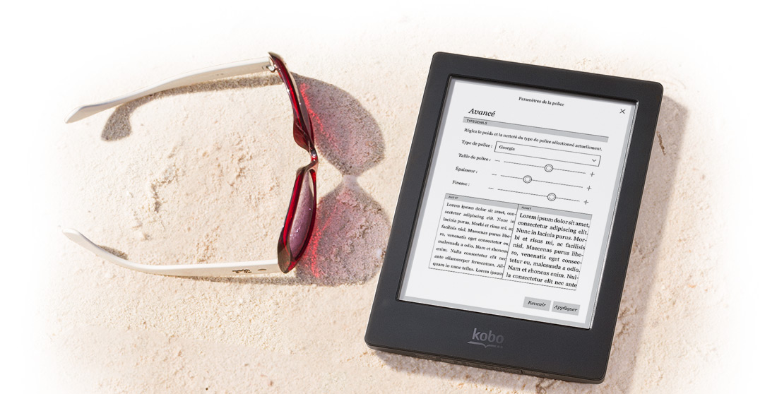conveniently_customizable_kobo_ereader