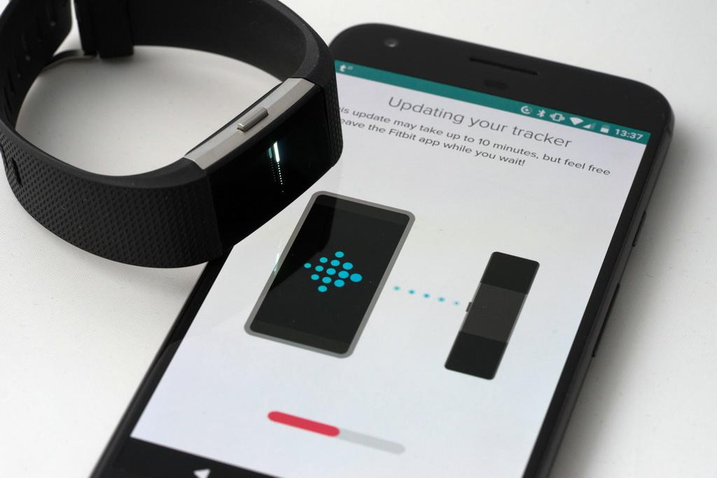 Charge 2 de Fitbit app