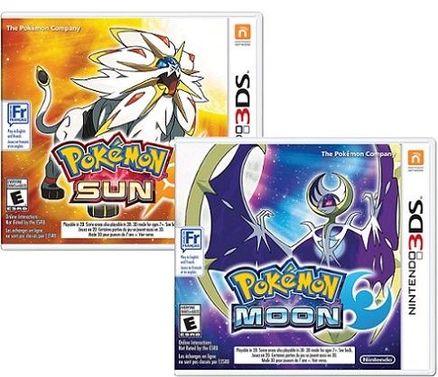 Pokémon Soleil/Lune