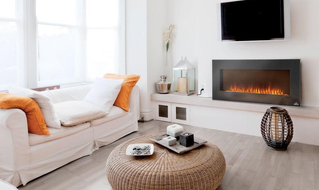 Foyers d 39 appoints pour rester au chaud l hiver blogue for Decoration foyer electrique et television
