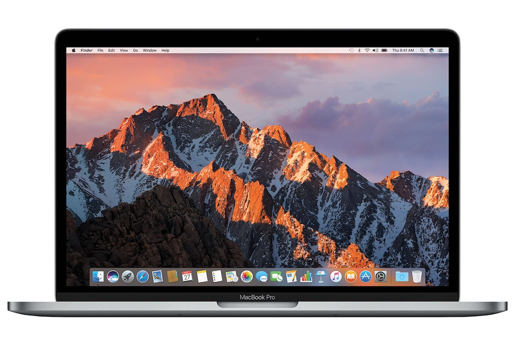 Le MacBook Pro 2016 de Apple