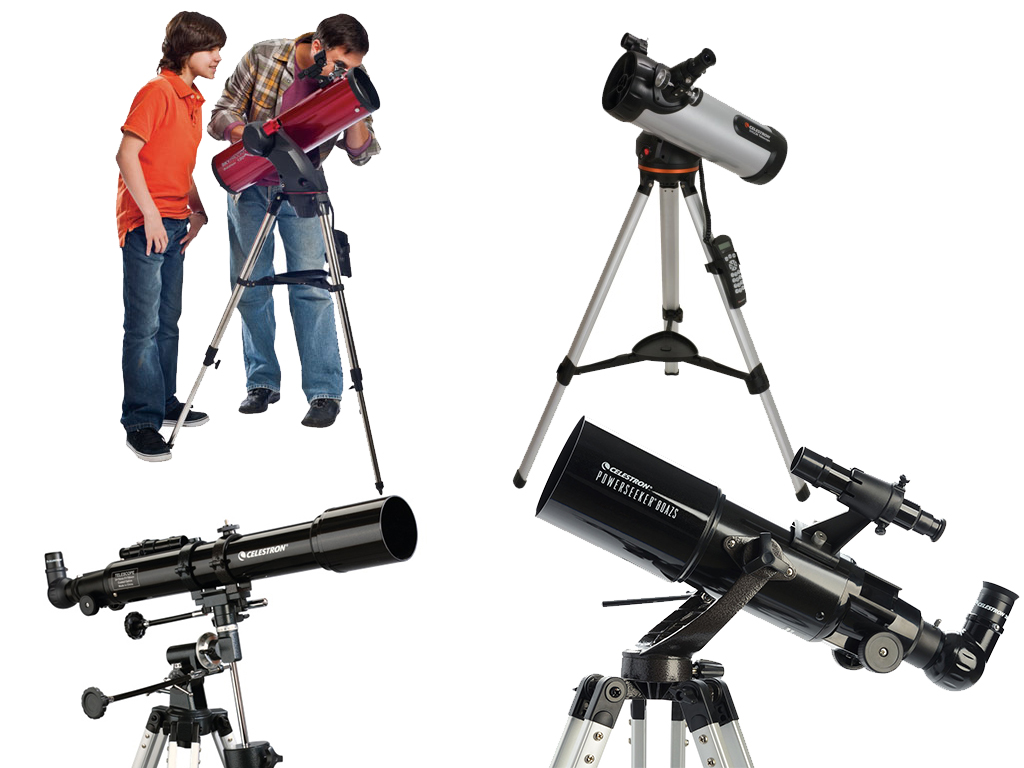 Télescopes Celestron