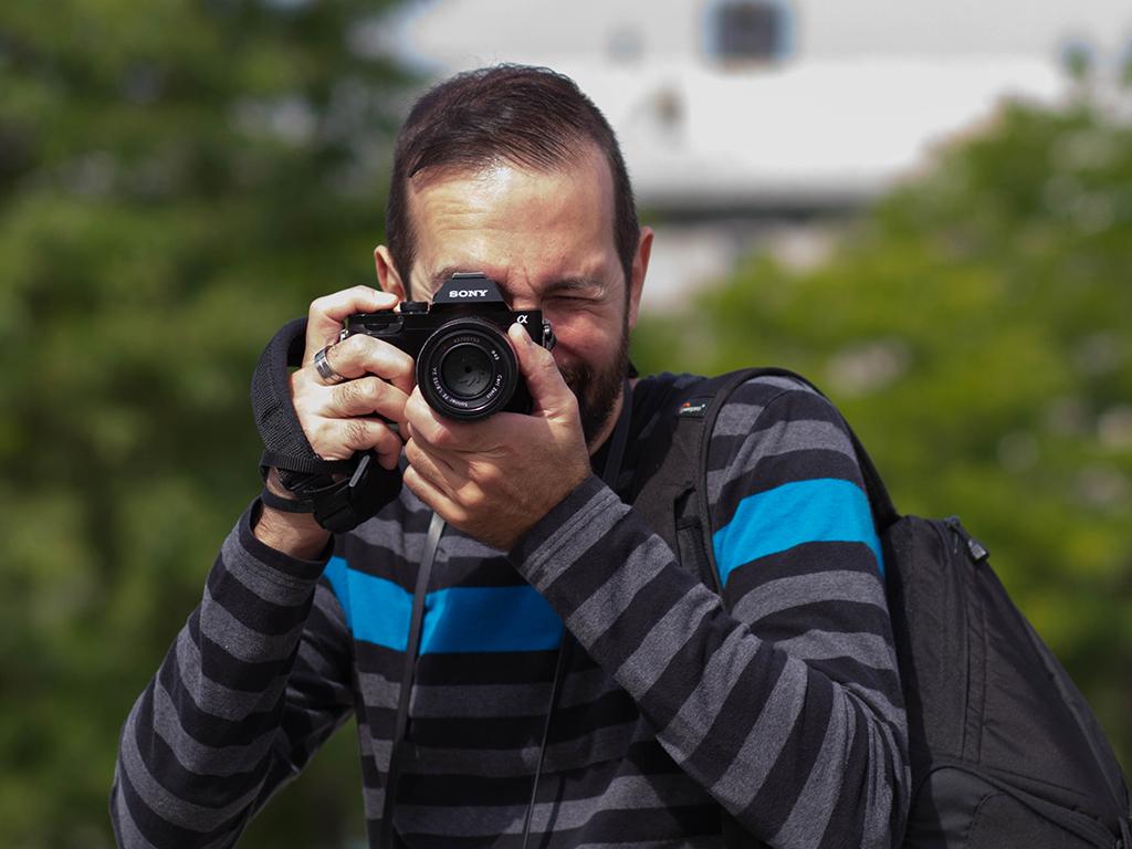 Quel photographe - Stéphane Vaillancourt