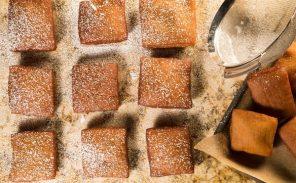 gingerbread-beignets