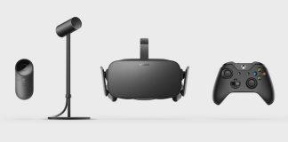 Périphériques de réalité virtuelle oculus rift