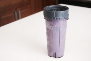 healthy-blueberry-chocolate-milkshake