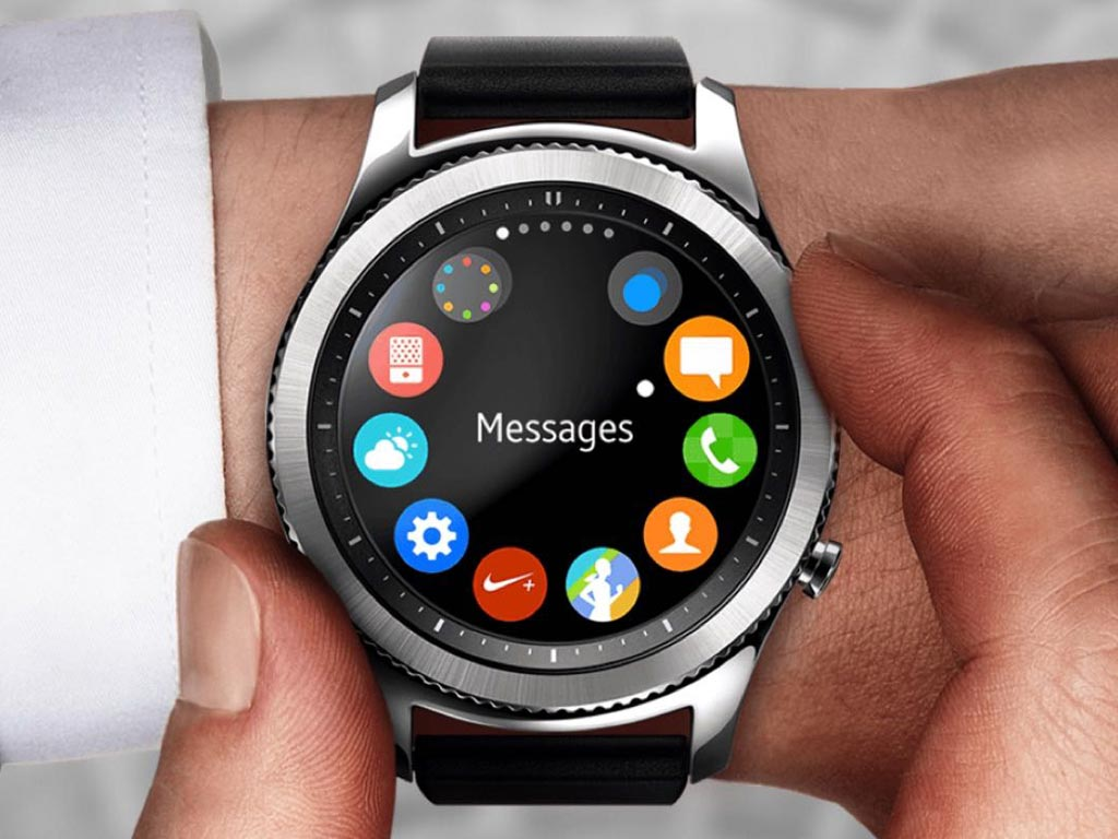 les montres samsung gear s2 s3 et fit2 compatibles avec l. Black Bedroom Furniture Sets. Home Design Ideas