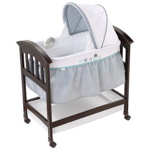 summer-infant-turtle-tales-wood-bassinet-296x296
