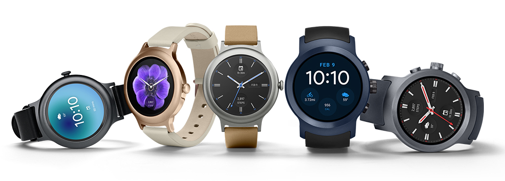 android wear 2.0 montres
